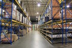 Warehouse Layout 01